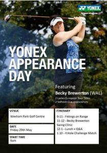 yonex day